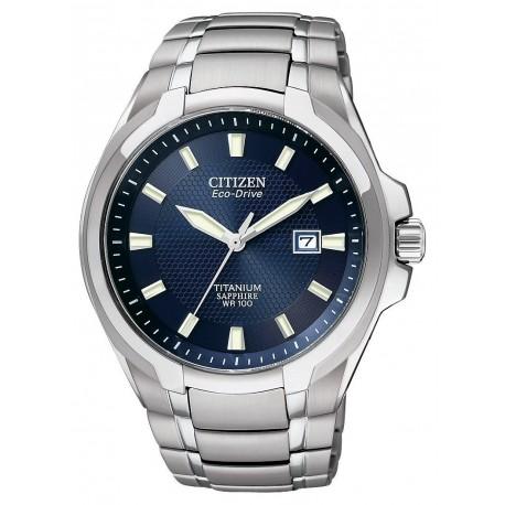 Ceas de mana barbatesc Citizen Titan Safir BM7170-53L