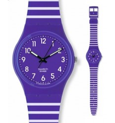 Ceas de mana Swatch Striped Callicarpa GV121i