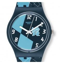 Ceas de mana Swatch Olympic 2012 Blue GZ267
