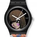 Ceas de dama Swatch Fifi O`Clock GZ274