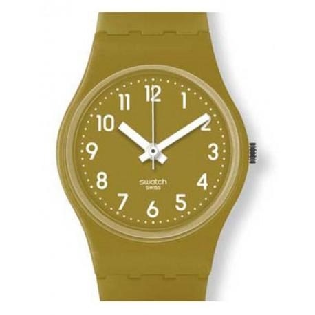Ceas de dama Swatch Green Trace LG122C