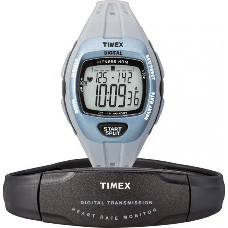 Ceas de mana unisex Timex Zone Trainer Heart Rate Monitor T5J983