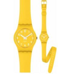 Ceas de dama Swatch Lady Papaya LJ107