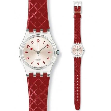Ceas de dama Swatch Strawberry Jam LK243