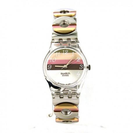 Ceas de dama Swatch Metallic Dune LK258G