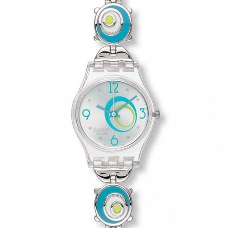 Ceas de mana dama Swatch Check Pea LK267G