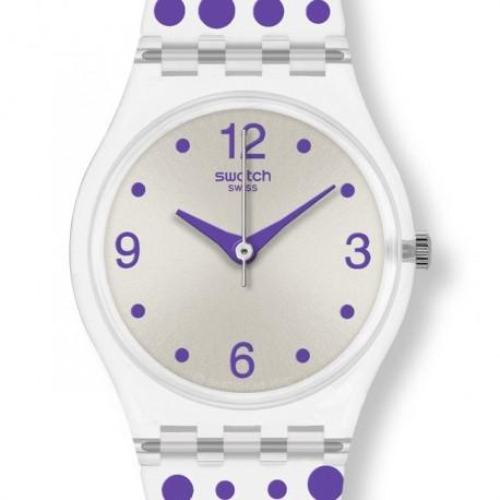 Ceas de dama Swatch Purple Darling LK319