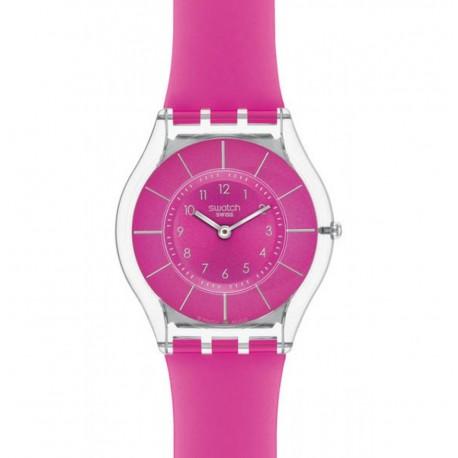 Ceas de dama Swatch Pink Classiness SFK362