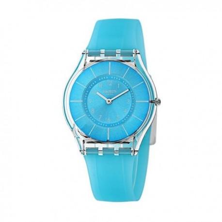 Ceas de dama Swatch Blue Classiness SFK363