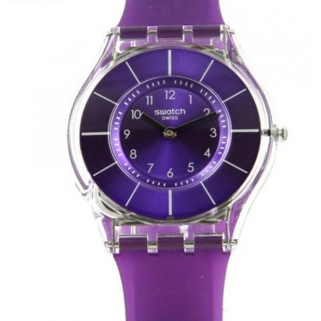 Ceas de dama Swatch Purple Classiness SFK365