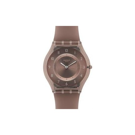 Ceas de dama Swatch Grey Softness SFM119