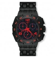 Ceas de mana Swatch Black Dunes Red SUIB408