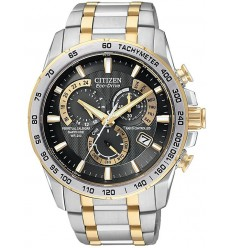 Ceas de mana barbatesc Citizen Perpetual Chrono A-T AT4004-52E
