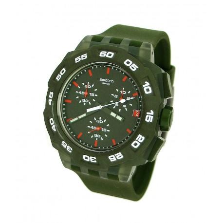 Ceas barbatesc Swatch Green Hero SUIG401