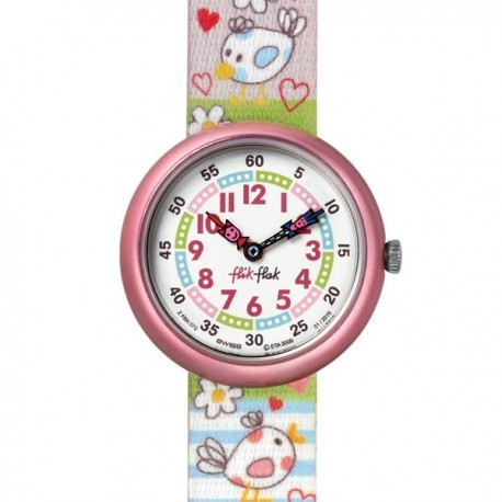 Ceas copii Swatch Flik Flak Spring Birth FBN072