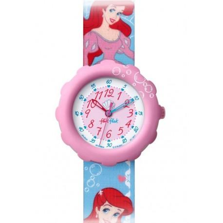 Ceas copii Swatch Flik Flak Disney Princess-Ariel FLS024