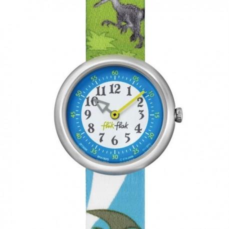 Ceas copii Swatch Flik Flak Colorosaurus Standard FTB011-STD