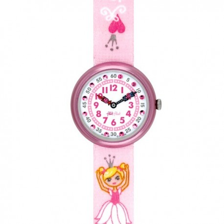 Ceas copii Swatch Flik Flak Dancing Box FTN017