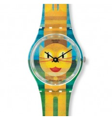 Ceas de mana original Swatch Bold Cat 2 GE231