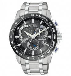Ceas de mana barbatesc Citizen Perpetuu Eco Drive A-T AT4010-50E