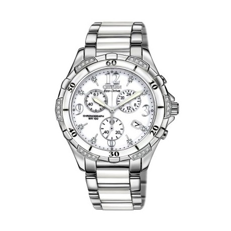 Ceas de mana dama Citizen Ceramic FB1230-50A
