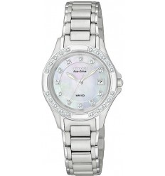 Ceas de mana dama Citizen Ladies Diamond EW2130-51D