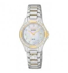 Ceas de mana dama Citizen Ladies Diamond EW2134-50D