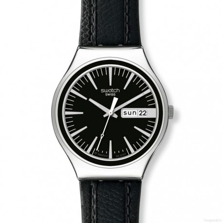Ceas de mana Swatch Irony Charcoal Suit YGS744