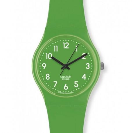 Ceas de perete Swatch Maxi Watch Green MGG204