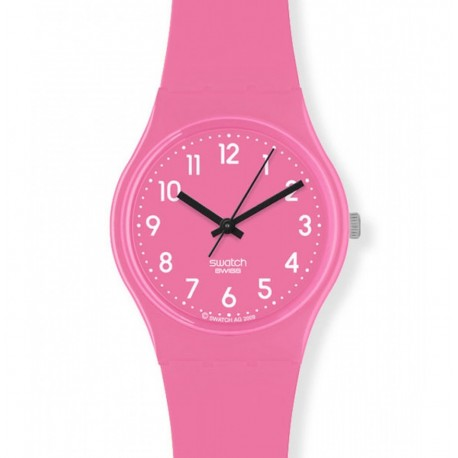Ceas de perete Swatch Maxi Watch Pink MGP128