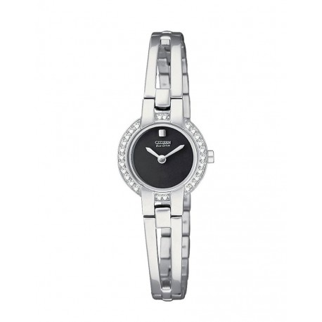 Ceas de mana dama Citizen Silhouette Crystal Bangle EW9990-54E