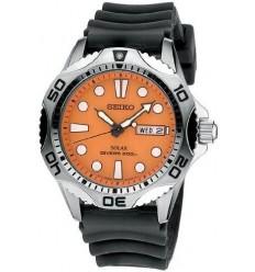 Ceas de mana barabatesc original Seiko Solar Divers SNE109