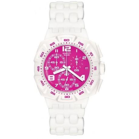 Ceas de mana Swatch Pink Purity SUIW407