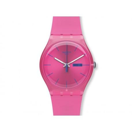 Ceas de mana Swatch Pink Rebel SUOP700