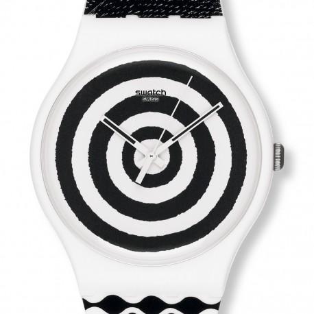 Ceas de mana Swatch Hypnotic Eye SUOZ126