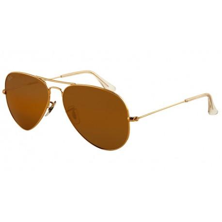 Ochelari de soare Ray Ban Aviator Large Metal RB3025 001/33