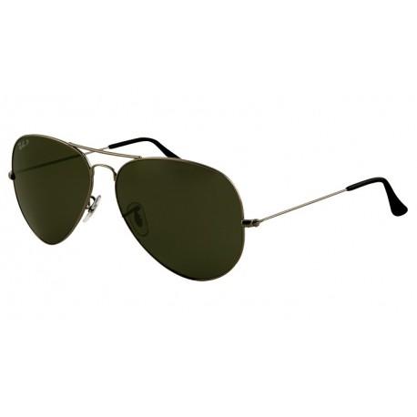 Ochelari de soare Ray Ban Large Metal RB3025 004/58