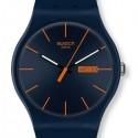Ceas de mana Swatch Roland Garros Bleue SUOZ702
