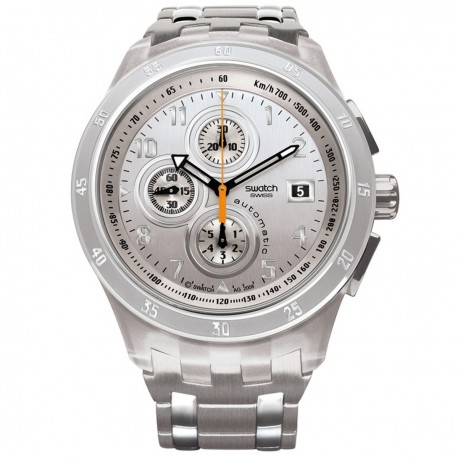 Ceas de mana barbatesc Swatch  Silver Class Automatic SVGK401G