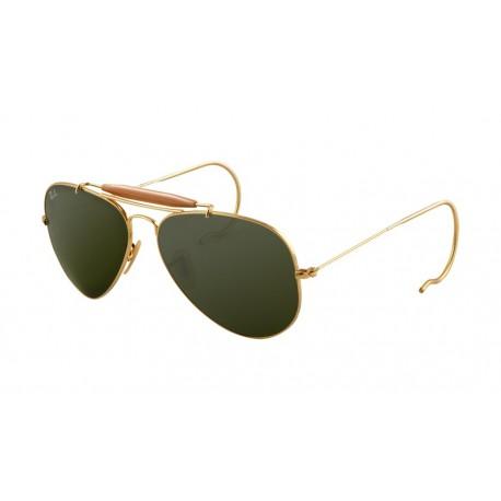Ochelari de soare Ray Ban Aviator Outdoorsman RB3030 l0216