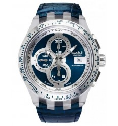 Ceas de mana Swatch Ríght Track Blue Automatic SVGK407
