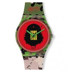 Ceas de mana Swatch Tic Tac Boom GB251