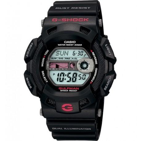 Ceas de mana barbati Casio G-Shock Gulfman G-9100-1D