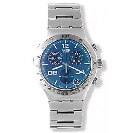 Ceas de mana barbatesc Swatch Blustery YCS438G