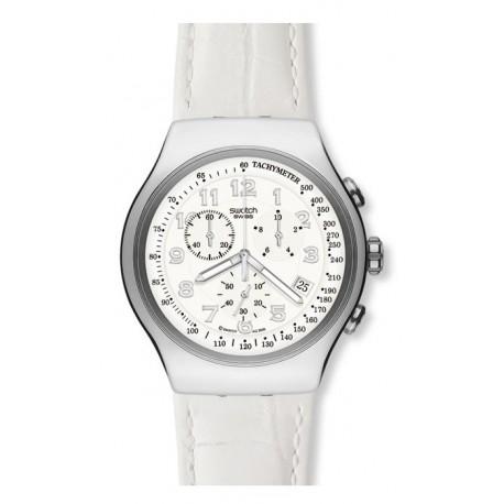 Ceas de mana Swatch Your Turn White YOS439