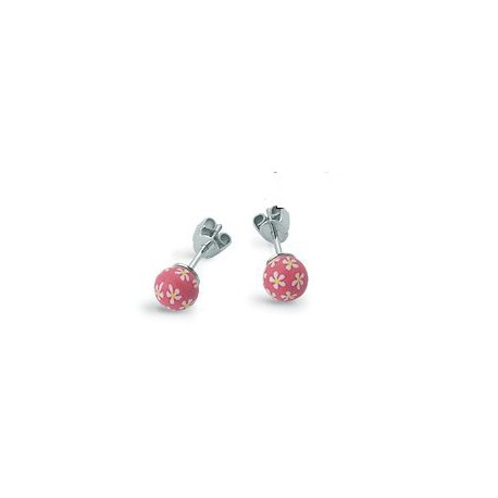 Bijuterie Cercei Swatch Bijoux Pila Pink JEP002-U