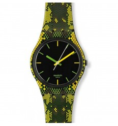 Ceas de mana Swatch Snaky Green GB253