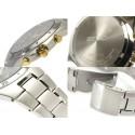 Ceas de mana barbatesc Seiko Titanium Chrono SND449P1
