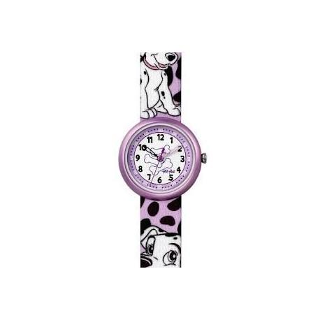 Ceas de mana copii Swatch Flik Flak Disney 101 Dalmatieni FLN053