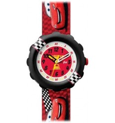 Ceas copii Swatch Flik Flak DISNEY CARS LIGHTTENING FLS019